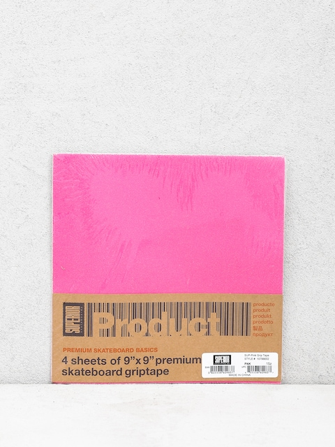 Superior 4 Sheets Grip Grip (pink)