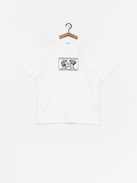 Carhartt WIP Good Bye X Pass Port T-shirt (pass port white)