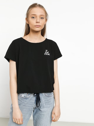 Volcom Animal Hour T-shirt Wmn (blk)