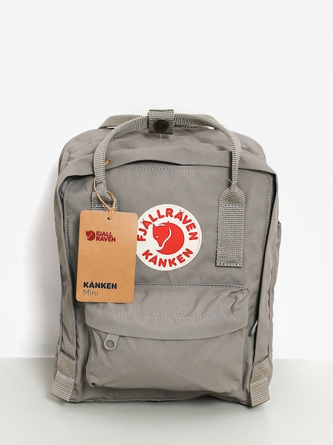 Fjallraven Kanken Mini Backpack (fog)