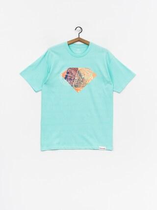Diamond Supply Co. Trotter T-shirt (diamond blue)