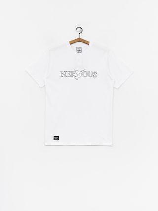 Nervous Classic T-shirt (white)
