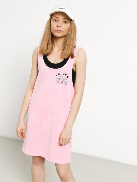 Volcom Neon And On Dress Dress Wmn (npk)
