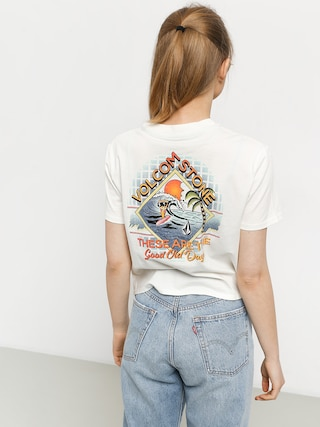 Volcom Made From Stoke T-shirt Wmn (swh)