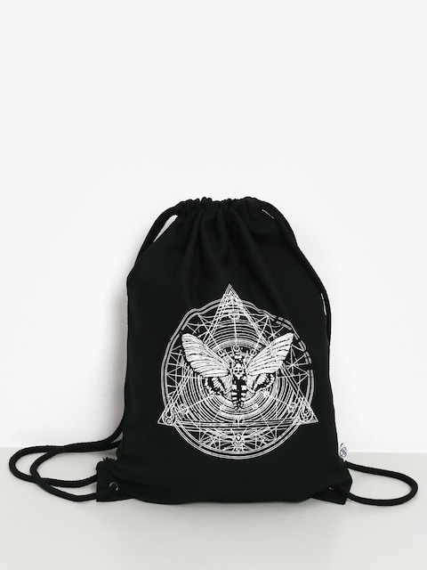 The Hive Moth Bag Backpack (black)