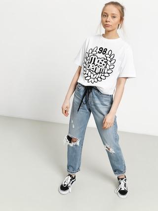 MassDnm Base T-shirt Wmn (white)