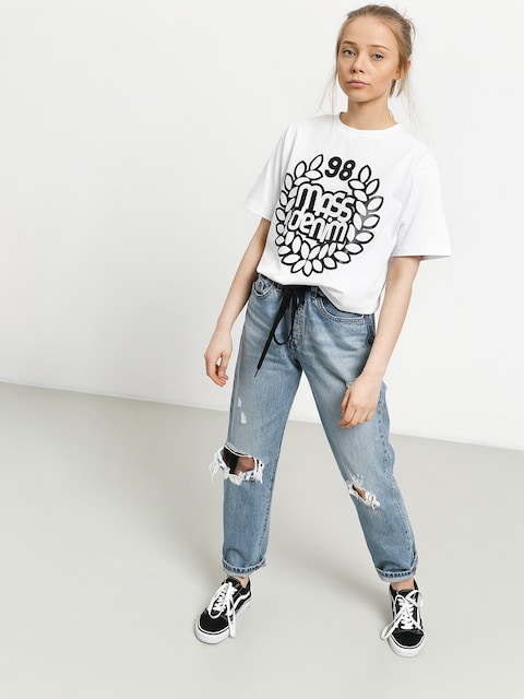 MassDnm Base T-shirt Wmn