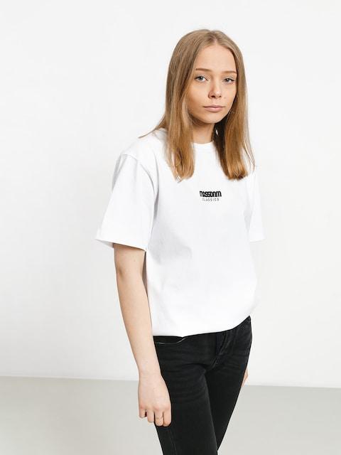 MassDnm Classics Small Logo T-shirt Wmn