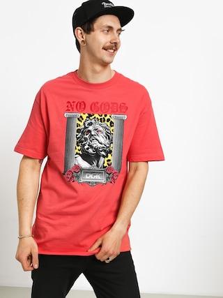 DGK No Gods T-shirt (coral)