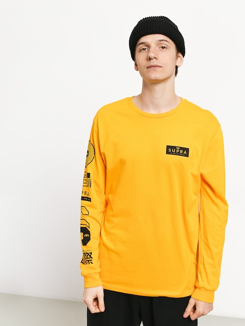 Supra Nexus Longsleeve (caution)