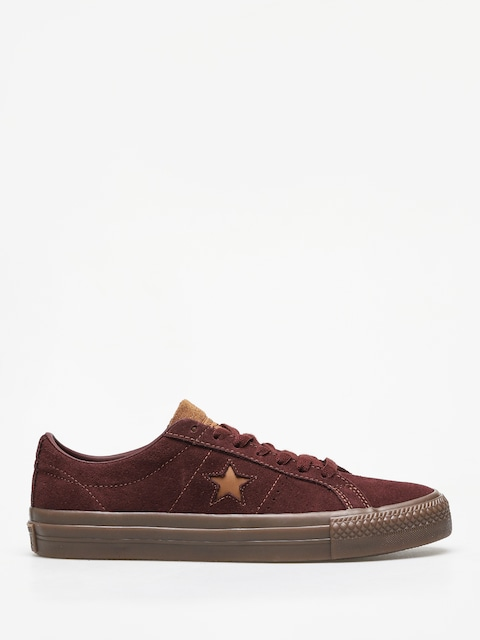 Converse One Star Pro Ox Chucks (barkroot brown/ale)