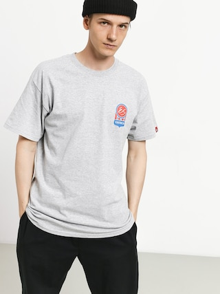 Es Court Logo T-shirt (grey/heather)