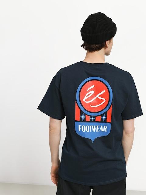 Es Court Logo T-shirt (navy)