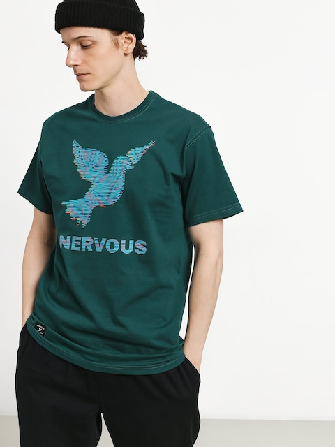Nervous Lcd T-shirt (spruce)