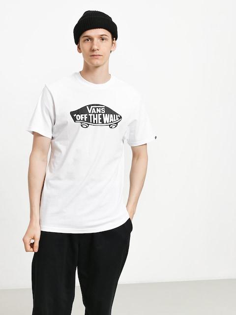 Vans T-shirt OTW (wht/blk)