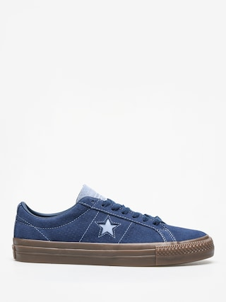 Converse One Star Pro Ox Chucks (navy/indigo fog/br)