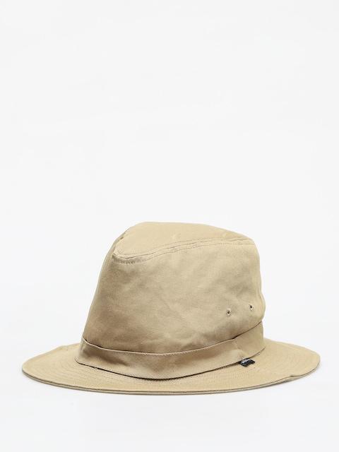 Brixton Ronson Fedora Hat (khaki)