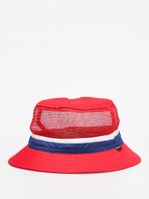 Brixton Lil Hardy Hat (red/navy)