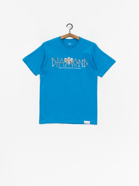 Diamond Supply Co. Secrets Die T-shirt