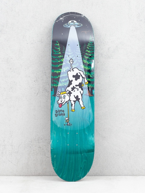 Polar Skate Dane Brady Poker Night Deck (teal)
