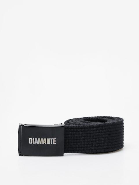 Diamante Wear Classic Belt (black/black)