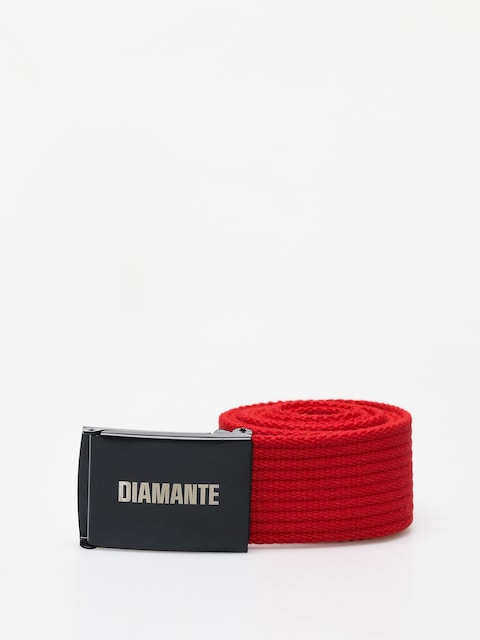 Diamante Wear Classic Belt (red/black)