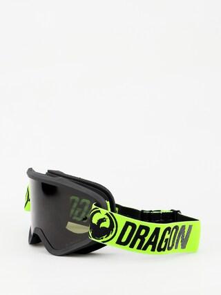 Dragon MXV Goggles (break green/lumalens jet)