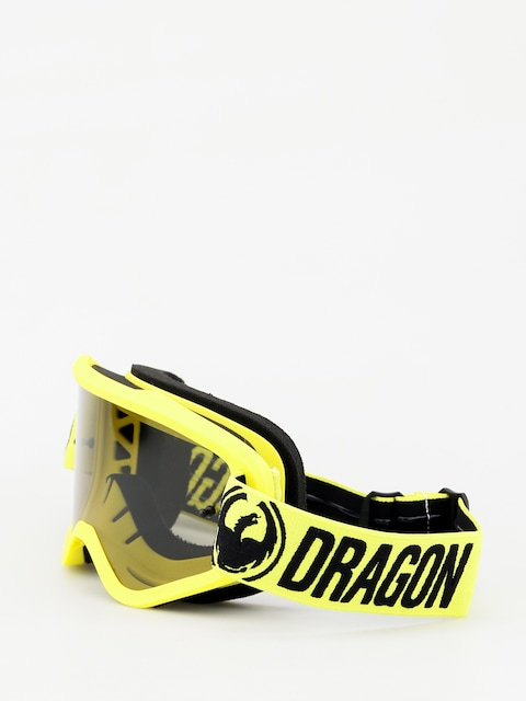 Dragon MXV Goggles (highvis/smoke)