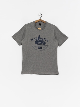 Malita Motorcycle T-shirt (grey)