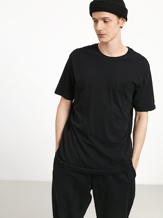 Volcom Solid Pocket T-shirt (blk)