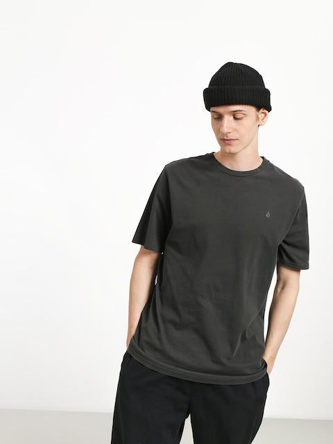 Volcom Solid Stone Emb T-shirt (blk)
