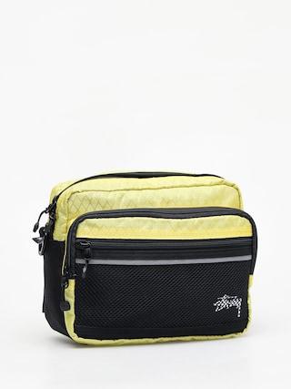 Stussy Diamond Ripstop Bag (lime)