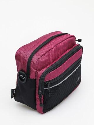 Stussy Diamond Ripstop Bag (berry)