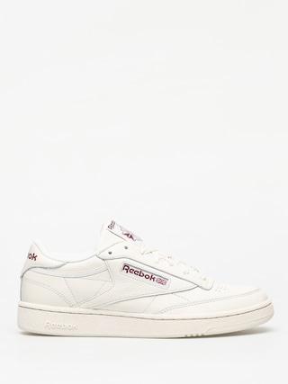 Reebok Club C 85 Mu Shoes (chalk/paperwhite/mar)