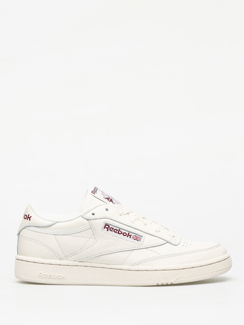 Reebok Club C 85 Mu Shoes (chalk/paperwhite/mar)