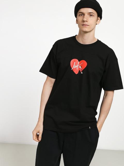 HUF Olive Loves Huf T-shirt