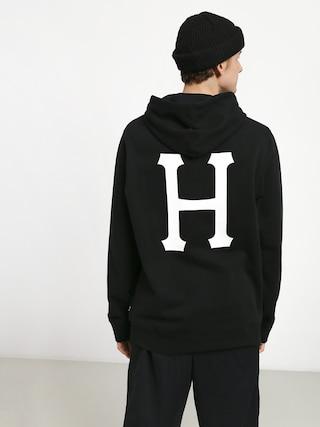 HUF Popeye Skates HD Hoodie (black)