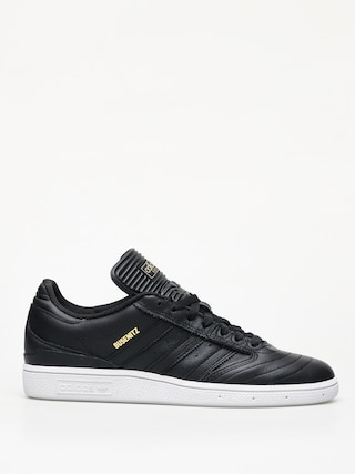 adidas Busenitz Shoes (core black/gold met./ftwr white)