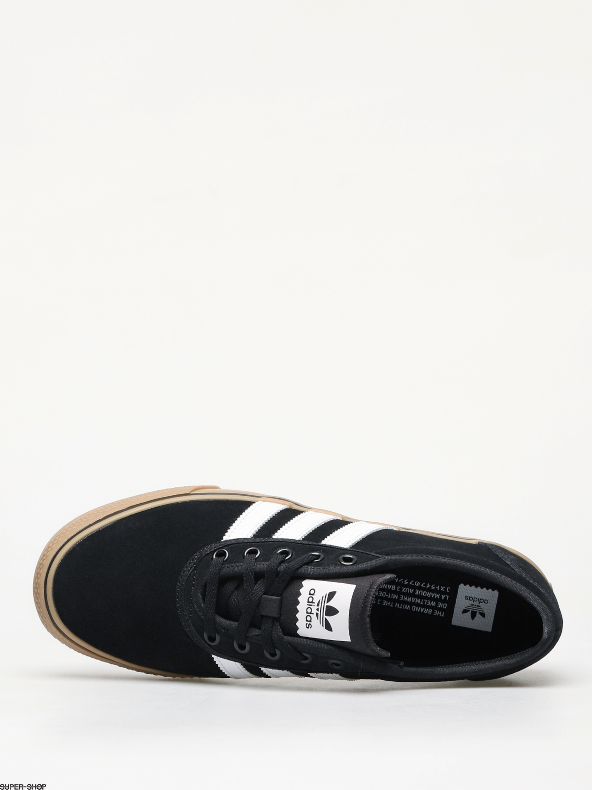 Sentirse mal Aturdir Se convierte en  adidas Adi Ease Shoes (core black/ftwr white/gum4)