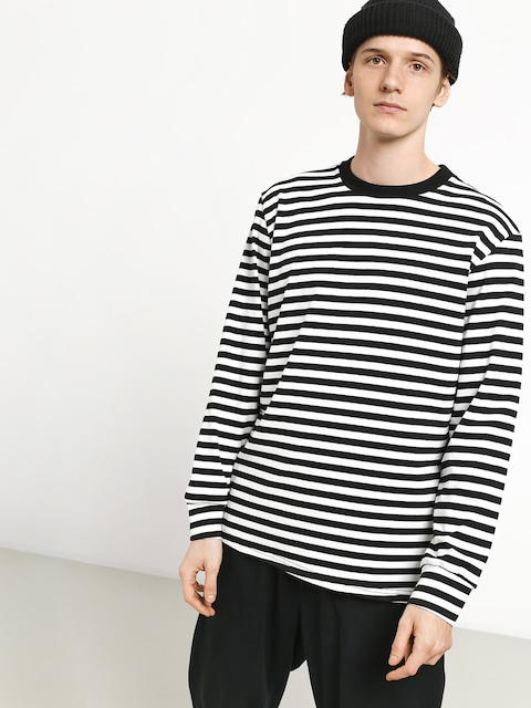 The Hive Stripes Longsleeve (black/white)