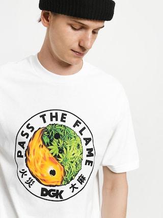 DGK Ying Yang T-shirt (white)