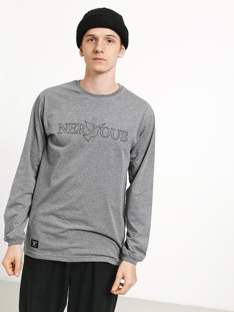 Nervous Classic Longsleeve (grey)