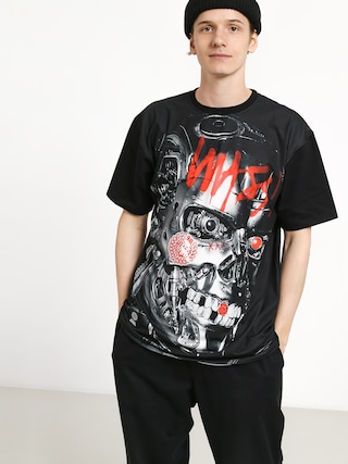 MassDnm T800 T-shirt (multicolor/black)