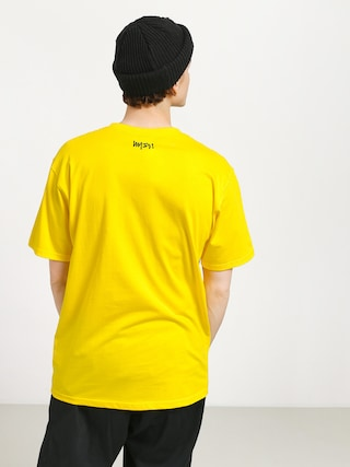 MassDnm Signature Medium Logo T-shirt (yellow)