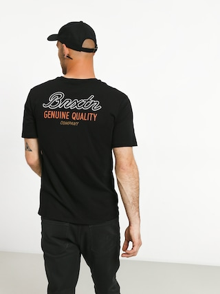 Brixton Sprint Pkt T-shirt (black)