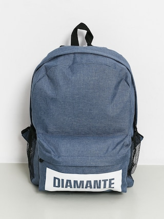 Diamante Wear Boxlogo Backpack (blue jeans)