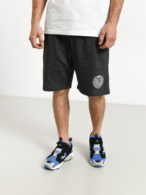 MassDnm Base Shorts (dark heather grey)