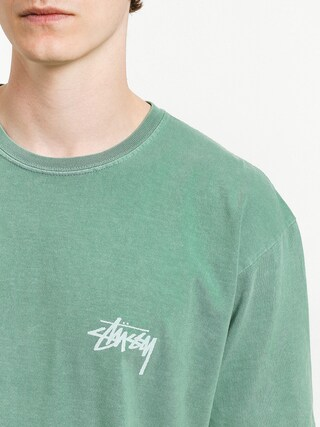 Stussy 8 Ball Pig Dyed T-shirt (sage)