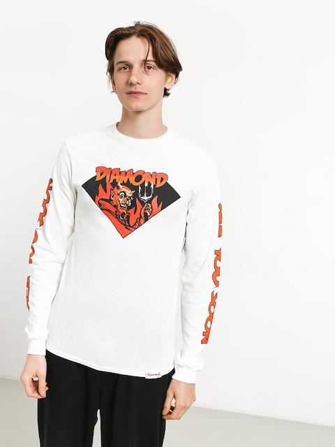 Diamond Supply Co. See You Soon Longsleeve (white)