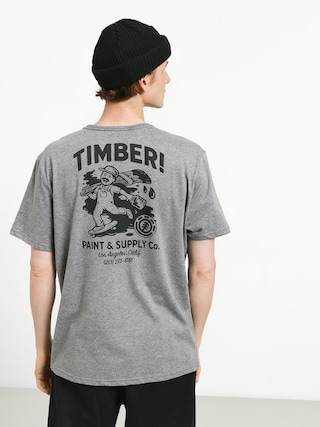 Element Supply Co T-shirt (grey heather)
